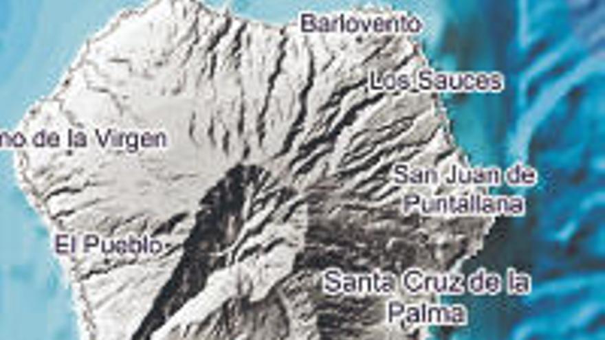 La Isla registra siete nuevos terremotos de mayor magnitud