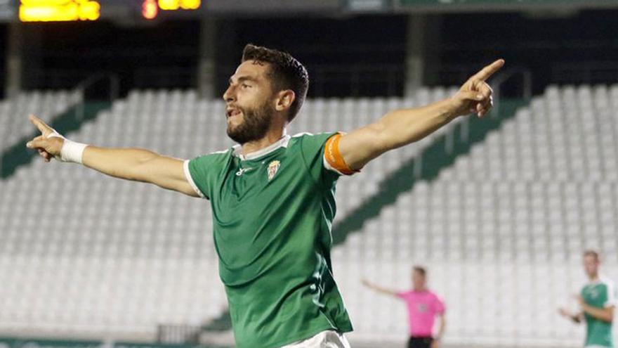 José Cruz: capitán, gol y victoria del Córdoba CF