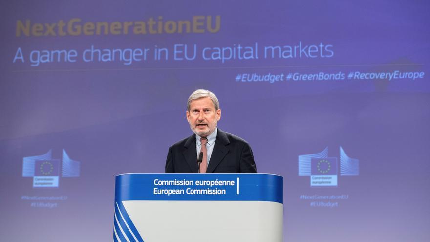Bruselas prevé pagar en julio los primeros anticipos de los fondos europeos