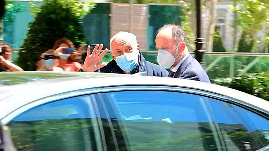 """José Luis Moreno: """"Menos de la muerte de Manolete me han acusado de todo"""""""