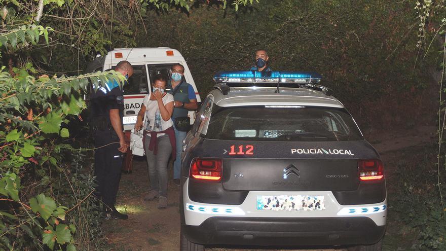Trasladan desde la cárcel al novio de la ourensana Nerea Añel para tomarle declaración por su presunto homicidio