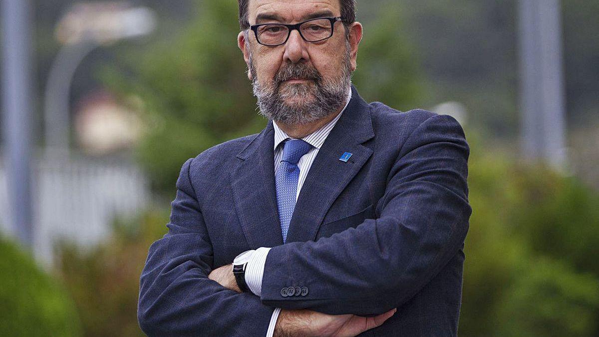 El profesor emérito de Medicina Preventiva Juan Gestal.