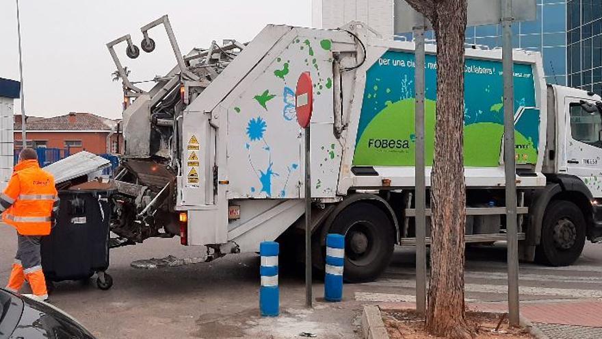Vila-real aprueba unificar limpieza viaria y basuras en un solo contrato por un importe de 3,5 millones anuales