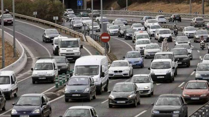 Neues Tempolimit für Palmas Ringautobahn ab Februar
