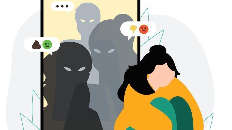 Ciberbullying: atención a los cambios de humor repentinos