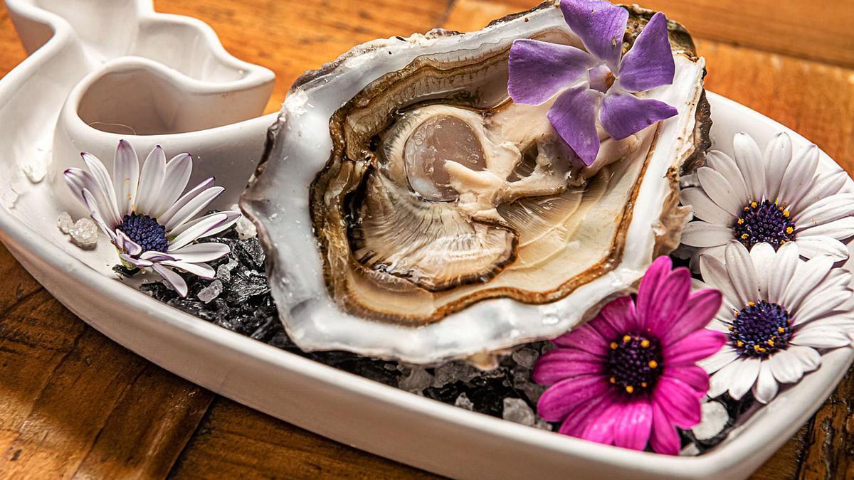 L'espectacular Perla de Mar que presenta en aquesta edició La Place des Gourmets.  | JOSEP MORATÓ – PRODUEIX FEELING