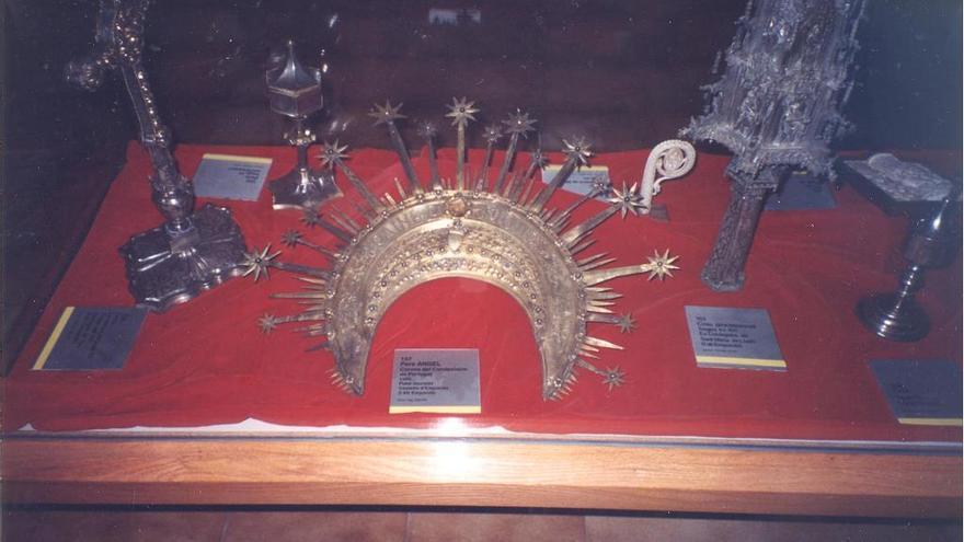 El Consell Pastoral tornarà a la Candelera la corona que lluïa abans de la Guerra Civil