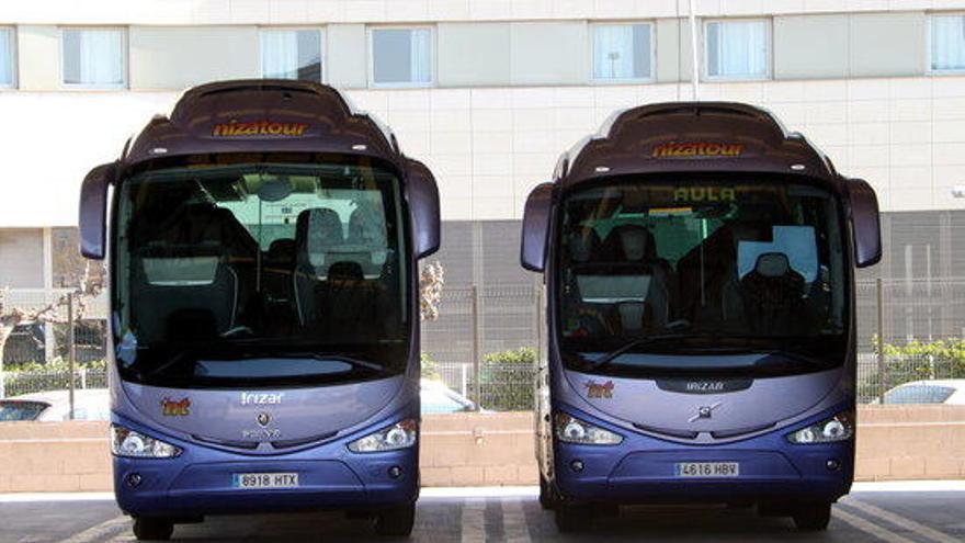 """Les empreses d'autocars demanen un """"aclariment urgent"""" sobre les restriccions"""