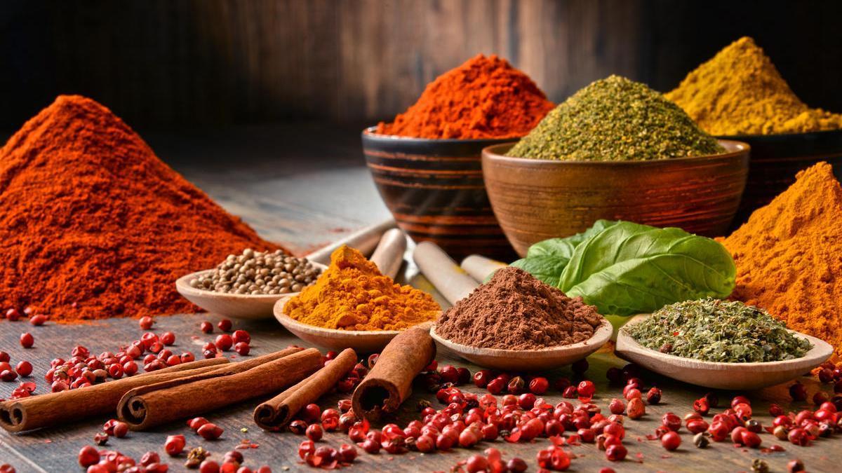 Las especias no solo dan sabor: también podrían ser antiinflamatorios.