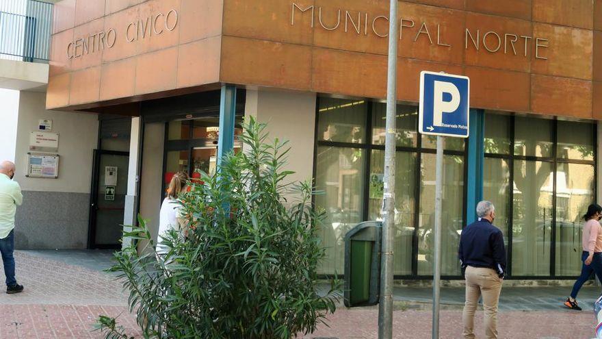 Albás se compromete con el Movimiento Ciudadano a rescatar los centros cívicos