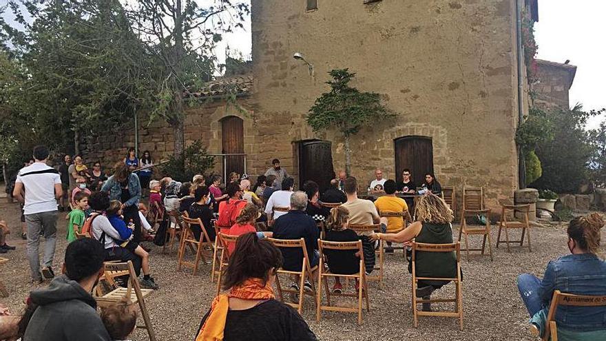 La repressió centra la xerrada de l'aplec del Castellvell, a Solsona