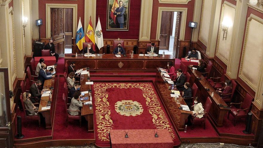 Santa Cruz suspende el pleno ante un posible caso de Covid-19