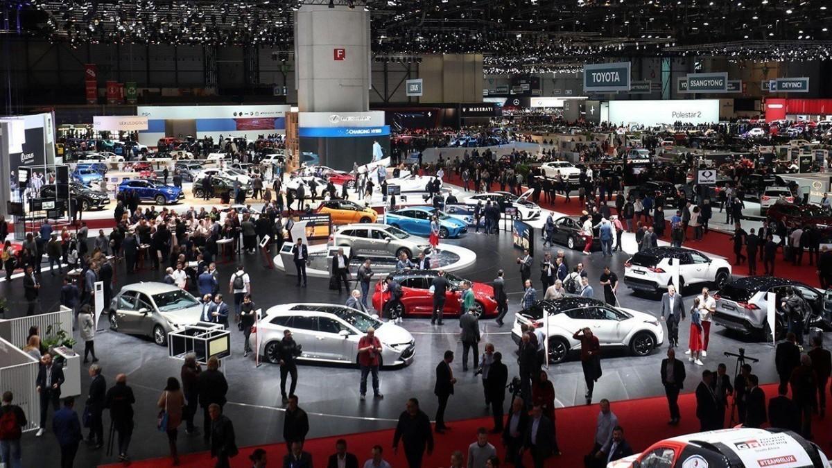 El salón internacional del automóvil de Ginebra del próximo año se retrasa a 2023