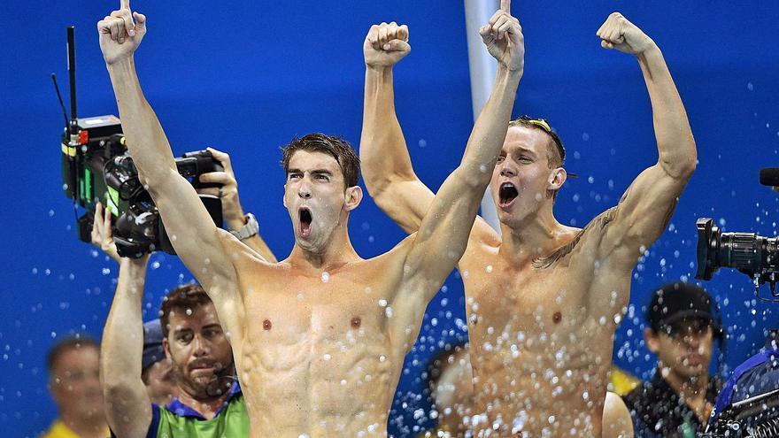 Dressel quiere el trono de Phelps
