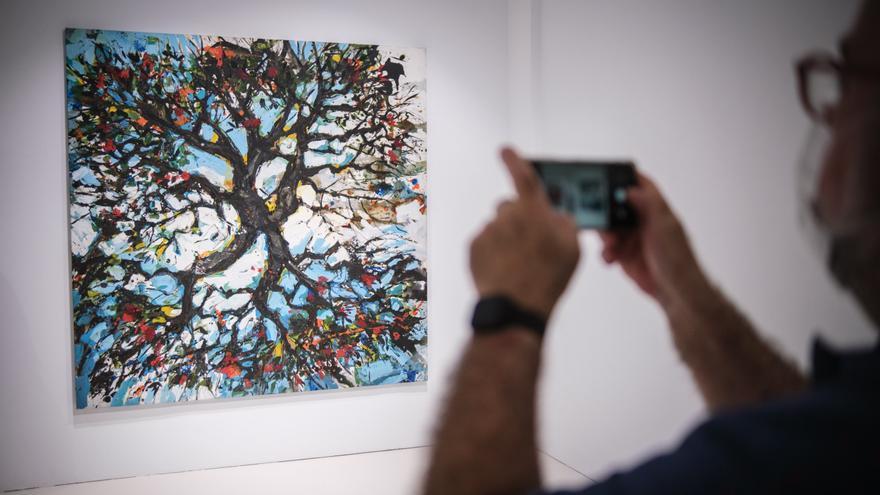 La santacrucera Galería ATC recuerda a Juan Pedro Ayala con una exposición