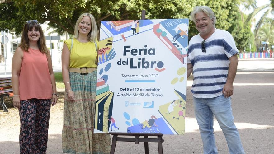 Torremolinos celebrará su Primera Feria del Libro del 8 al 12 de octubre