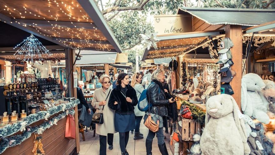 Cancelan el Christmas Market de Puerto Portals por los últimos datos de coronavirus