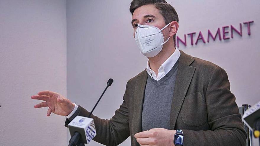 El PP critica la «exclusión» de Gandia del Plan Convivint de infraestructuras sociales