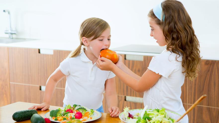 Comer sano para tener buena salud mental