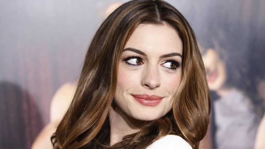 Anne Hathaway y Bill Murray protagonizarán 'Bum's Rush'