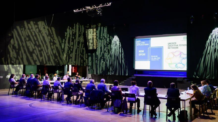 La capital aspira a convertirse en 'Ciudad de la música' para la Unesco