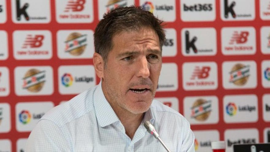 L'Athletic destitueix Berizzo i confia en Gaizka Garitano