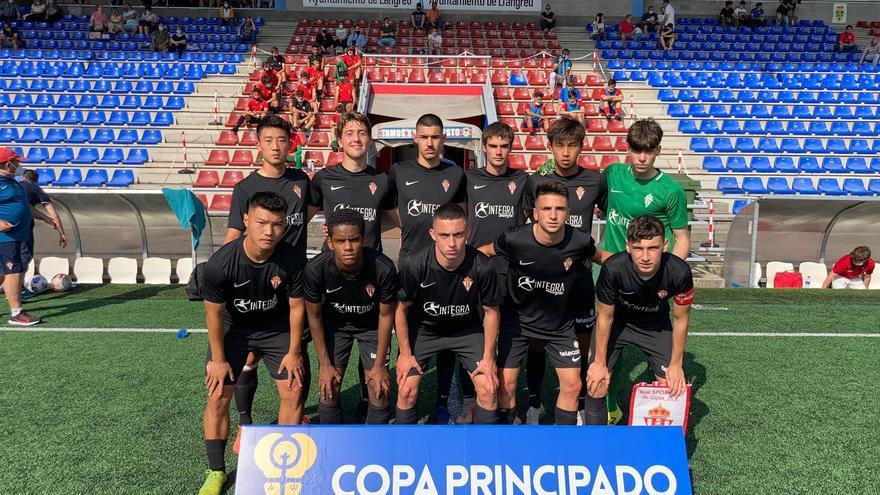 El Juvenil B gana al Berrón y cae contra el Ourense
