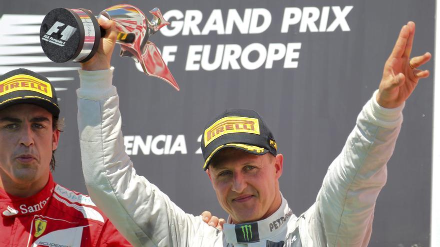 Cuenta atrás para el documental sobre Michael Schumacher