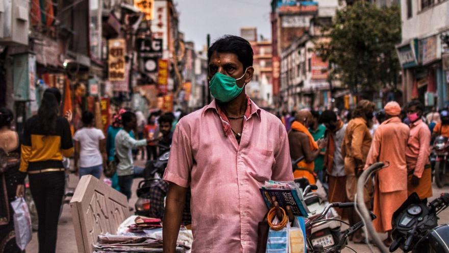 La OMS sube la calificación de la cepa india a «variante de preocupación» mundial