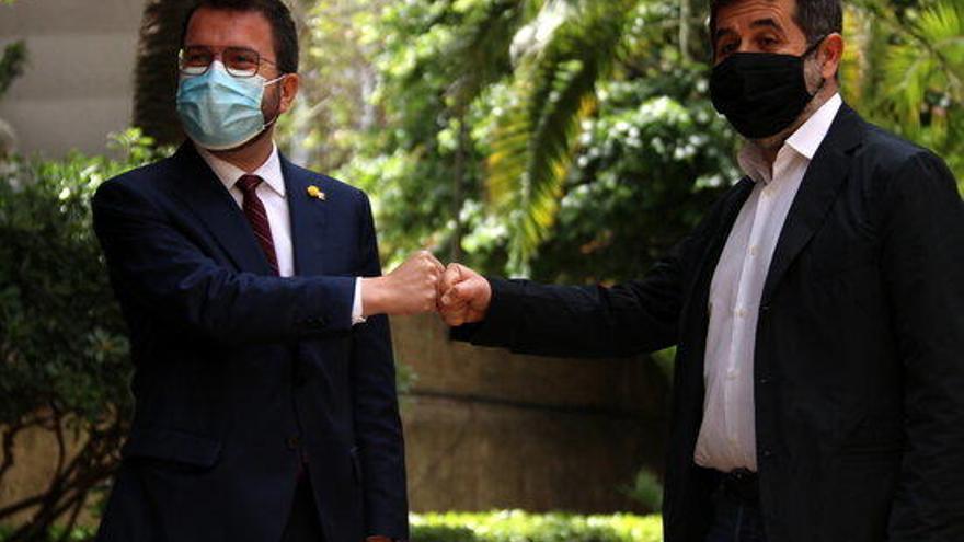 Catalunya tindrà nou govern de coalició amb 14 conselleries