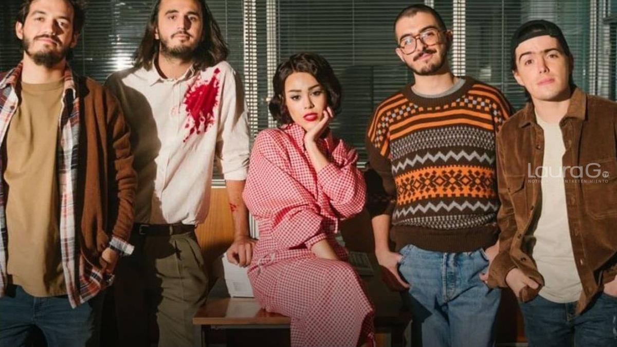 El cuarteto Morat y la intérprete Danna Paola se unen en 'Idiota'.