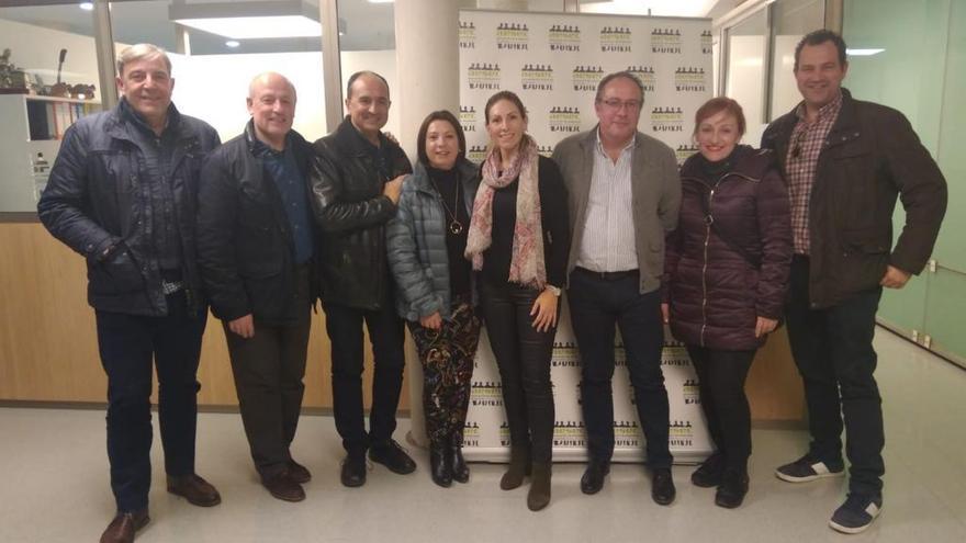 Vox ya hace política en Elche, prepara programa y busca votantes para las municipales