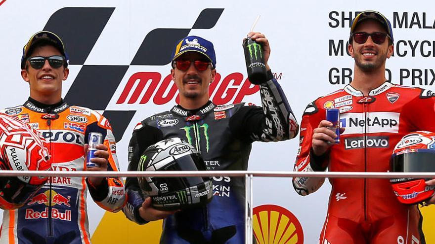 Resultado y clasificación del Gran Premio de Malasia de Moto GP