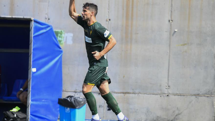 Willy Ledesma se mantiene en el camino de un récord histórico en el Córdoba CF