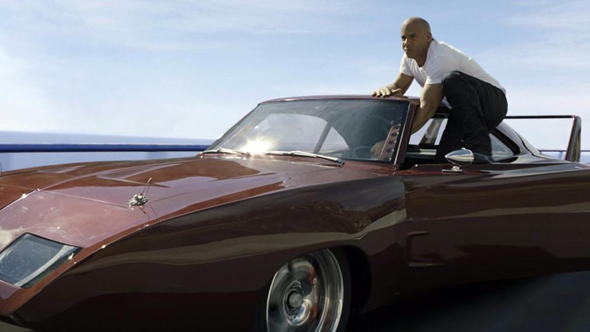 Vin Diesel en una de las películas de la franquicia.