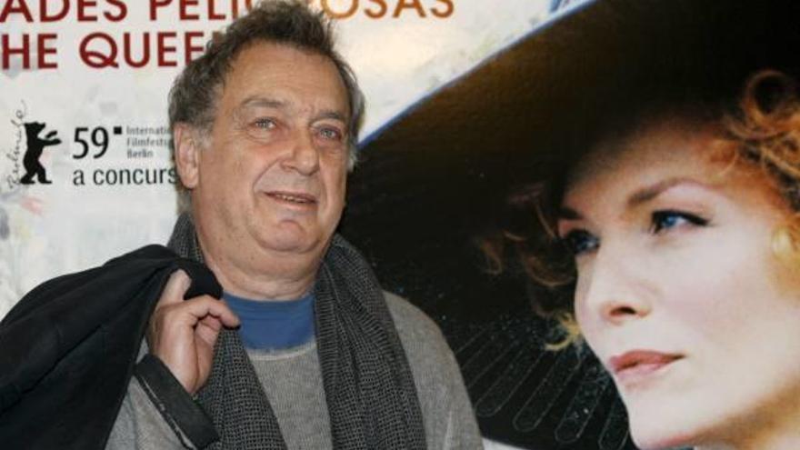 Stephen Frears será el invitado internacional del Festival de Cine y Música CIM de Castelló