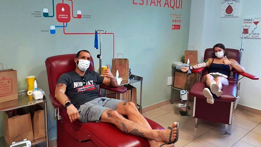 Canarias urge a la donación de sangre de los grupos A+, A- y 0+