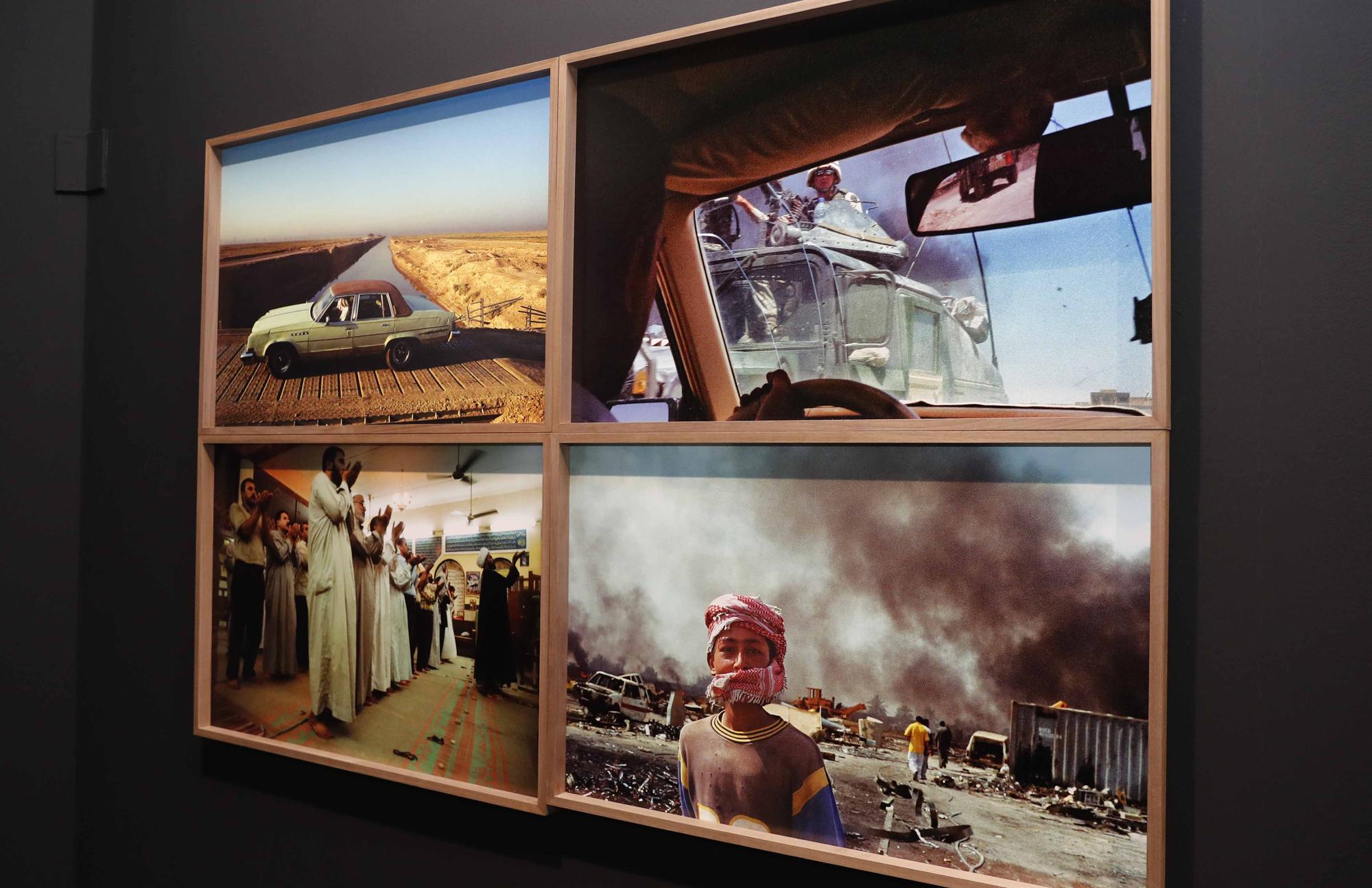 Las mayores catástrofes de los últimos 25 años, frente al objetivo de Javier Teniente