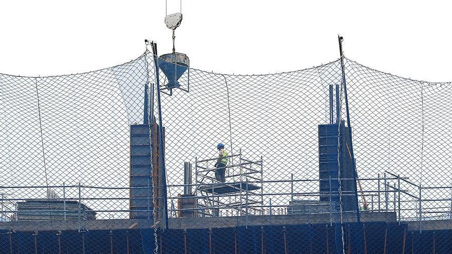 Las licencias de obra en Málaga generaron una inversión de 365 millones en 2020