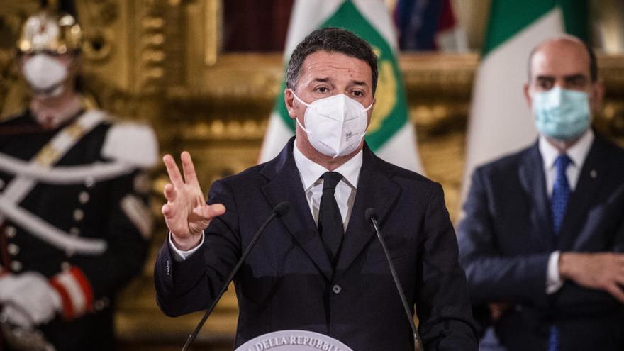 Arrancan las consultas en Italia en busca de una solución para recomponer el Gobierno