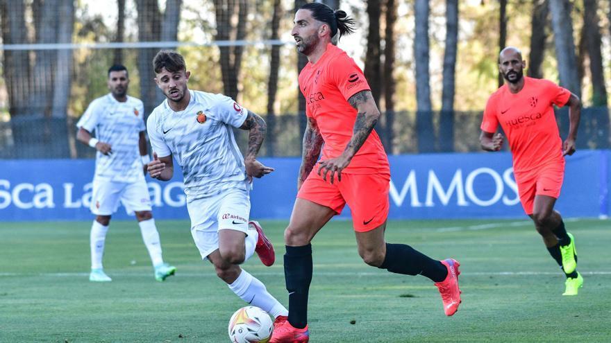 El Huesca rompe la imbatibilidad del Mallorca en pretemporada (1-0)