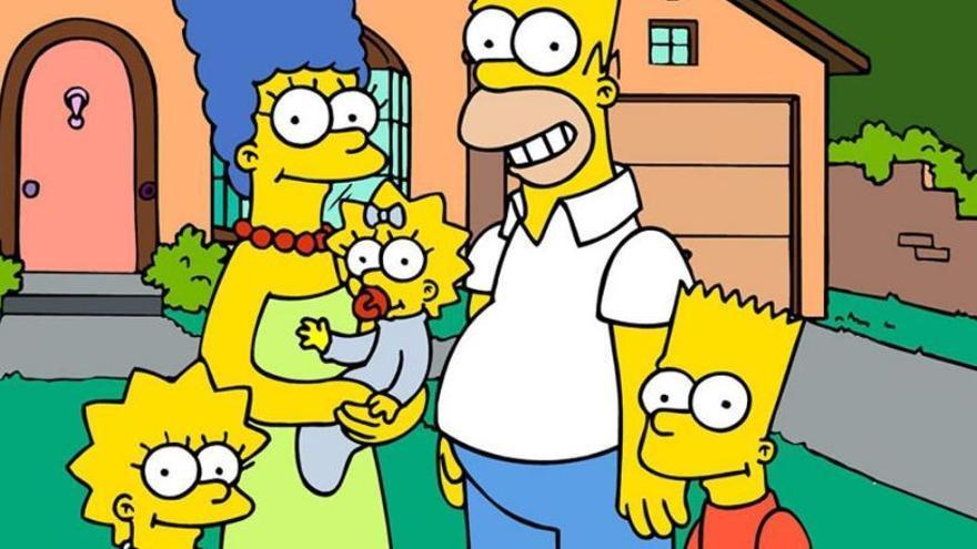 'Los Simpson' cumplen 30 años de éxito