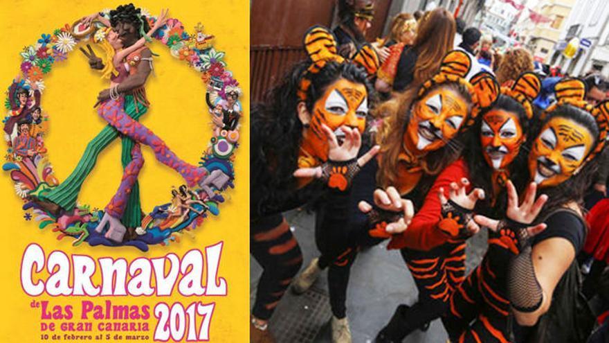 Programa del Carnaval de Las Palmas de Gran Canaria 2017