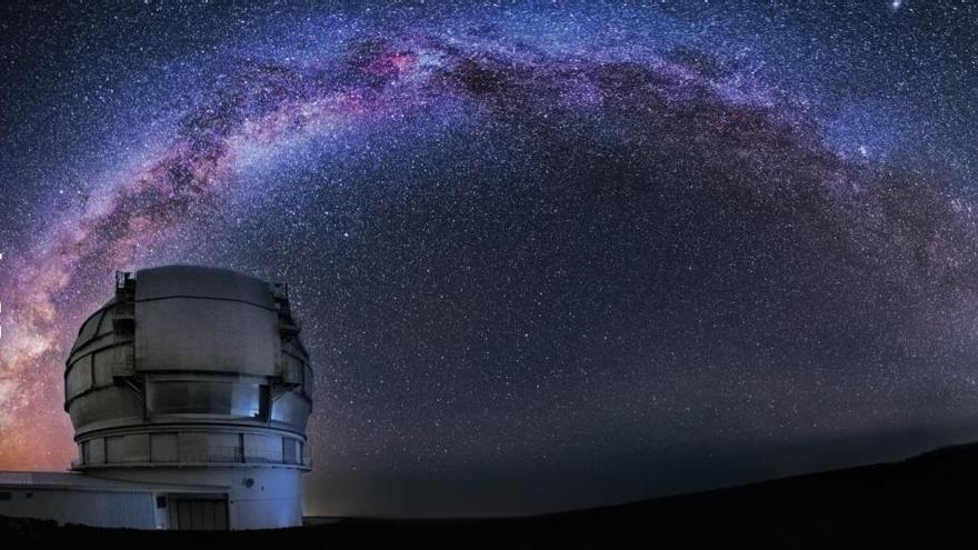 La Palma acogerá una conferencia internacional para la proteger el cielo nocturno