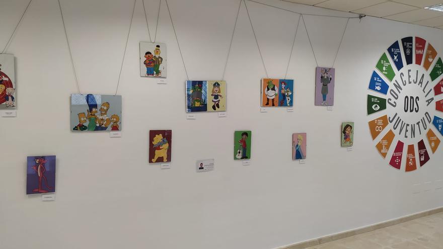 Exposición de Javier García Agüera