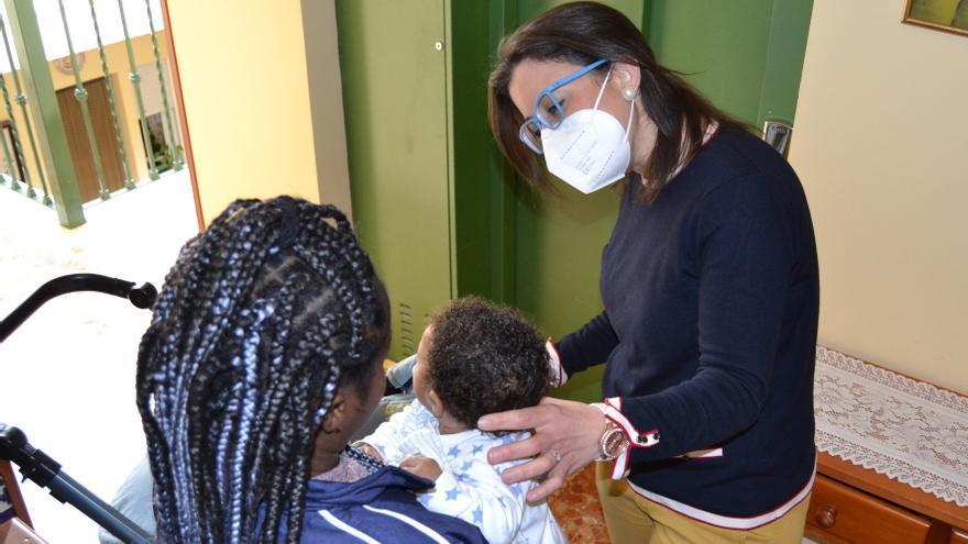 Cáritas abre en Málaga un nuevo centro para acoger a mujeres en riesgo de exclusión y sus hijos