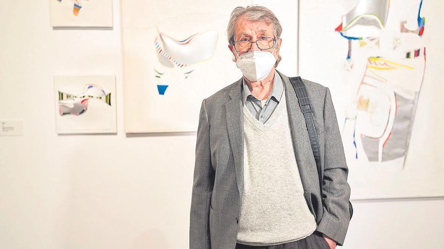 Rafel Tur Costa, pionero del arte abstracto en Balears, fallece por covid a los 93 años