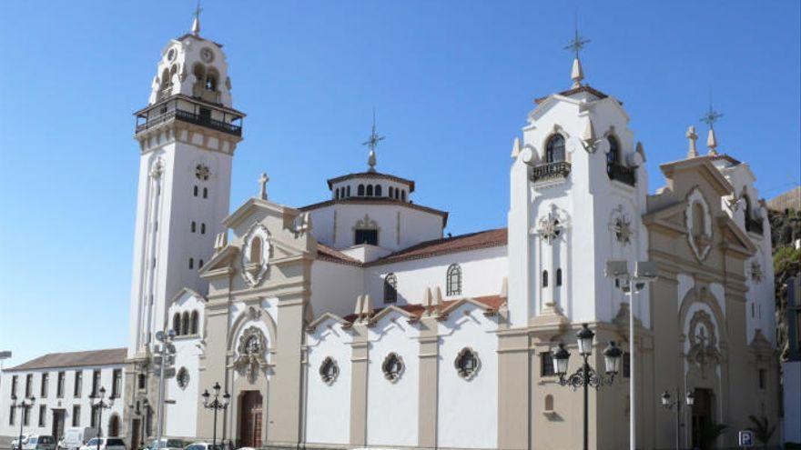 La Basílica de la Virgen de Candelaria permanecerá cerrada el 14 de agosto