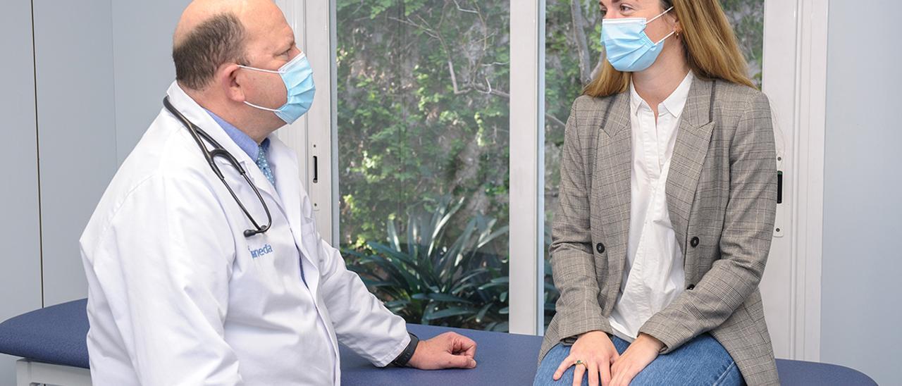 Clínica Juaneda pone en marcha la Unidad Post Covid, para el seguimiento a pacientes que han sufrido infección por coronavirus