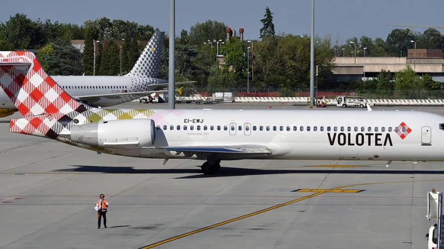 Iberia cederá varias rutas a Volotea para acercar la compra de Air Europa